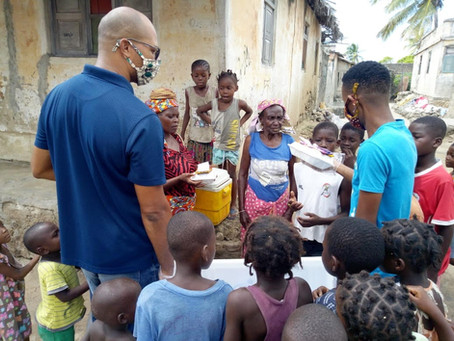 Help Fight COVID-19 on Mozambique Island
