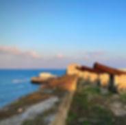 Fort of São Sebastião Cannons