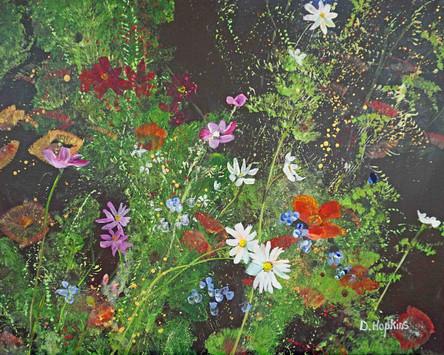 Wildflowers Don't Sleep