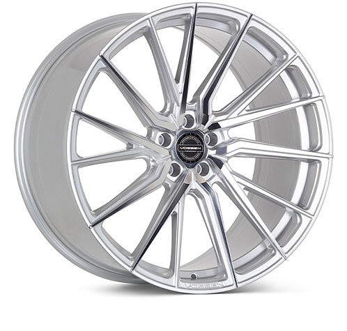 Rin 20x8.5 Vossen HF-4T Silver Polished