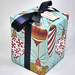 Gift Wrapped Christmas Spice Soy Candle