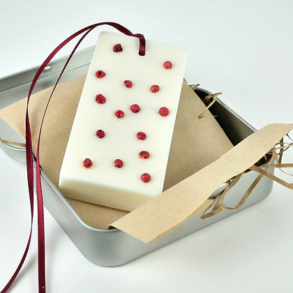 Cranberry Scented  Soy Wax Air Freshener