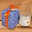 Gift Wrap Frankincense + Myrrh Soy Candl