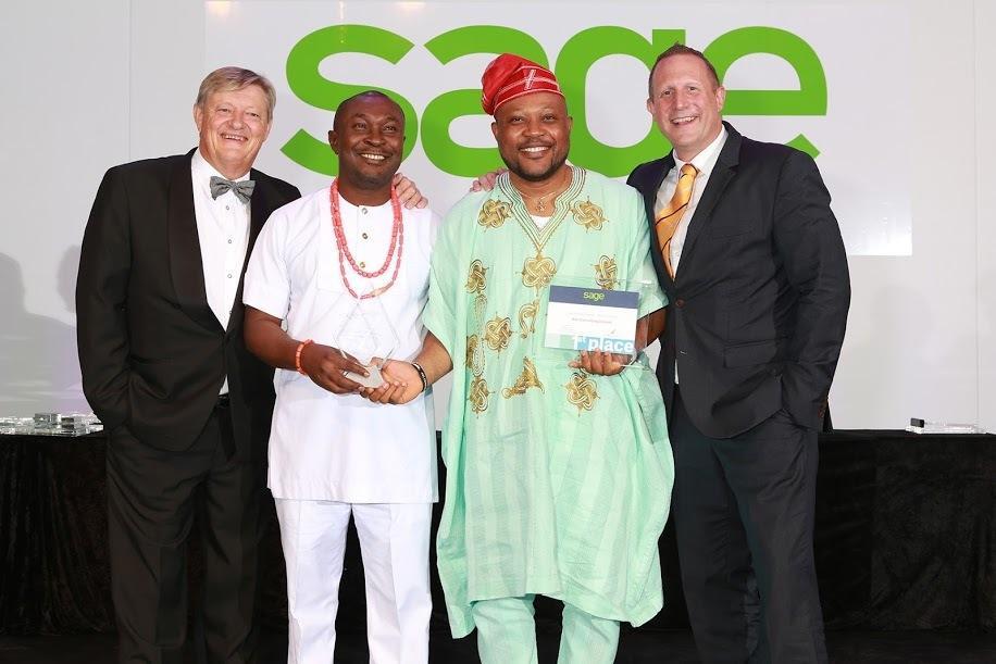 Best Performance WA 2015 Award (AGL Consulting Ltd)