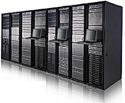 Rack Mounted Servers