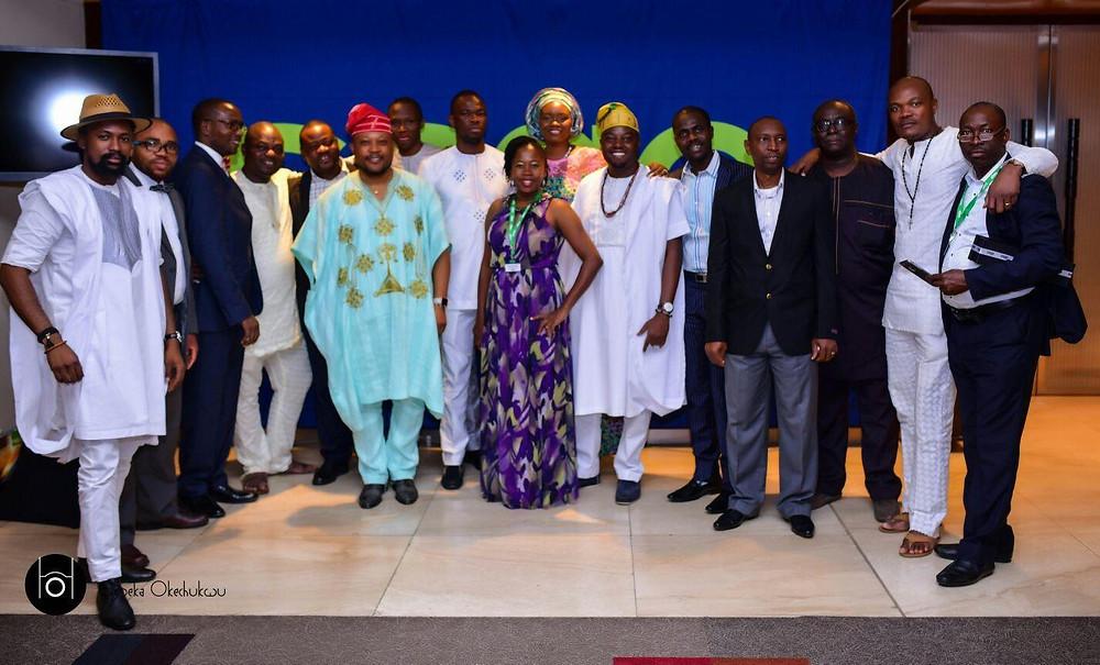 West Africa Delegates