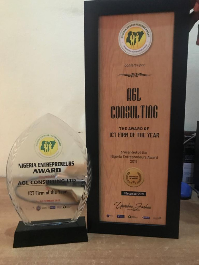 ICT FIRM OF THE YEAR 2019