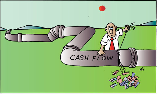 A VITAL BUSINESS SURVIVAL - CASH FLOW MANAGEMENT