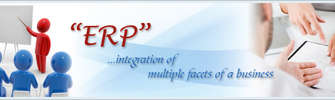 """ERP"" - Integration of multiple facets of a business"