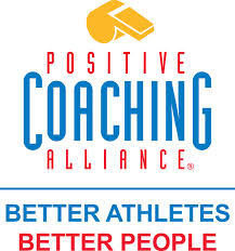 Sponsorship of the club by the positive coaching alliance