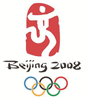 Beijing 2008 olympics flag