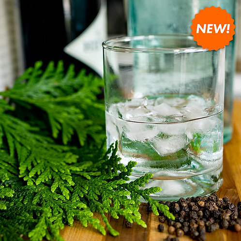 Dry Gin & Cypress
