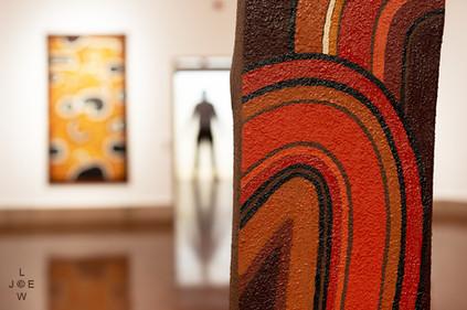 John Hitchens Exhibition, Southampton City Art Gallery