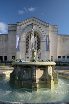 Fountain, Southampton City Art Gallery