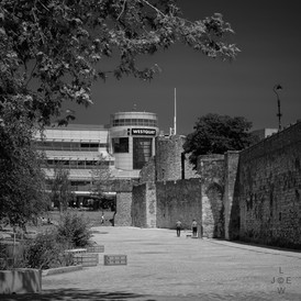 Arundel Tower and WestQuay Tower, Southampton