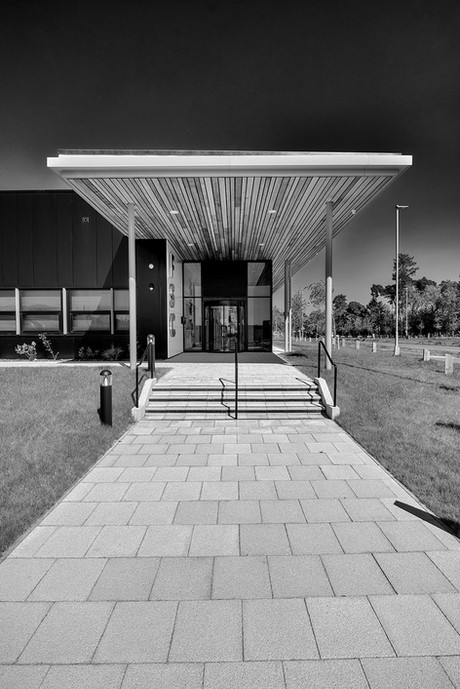 Future Skills Centre, Borden #2 by Hampshire County Architects