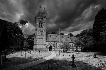 St Matthews Church, Blackmoor