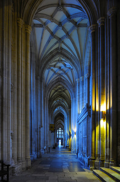 Blue Nave, Winchester Cathedral