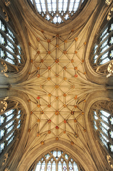 Fromond's Chantry Chapel Ceiling