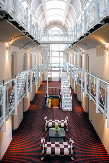 Hotel Conversion from Prison, Oxford