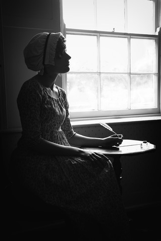 Jane Austen's writing table, Chawton