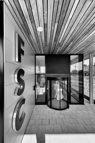 Future Skills Centre, Borden #1 by Hampshire County Architects