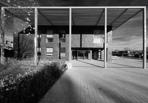 Robert May's School, Odiham #2 by Hampshire County Architects