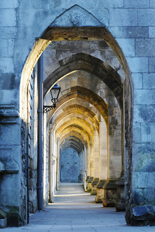 Curle Passage, Winchester Cathedral
