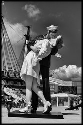 Sailor Sculpture, Portsmouth Historical Dockyard