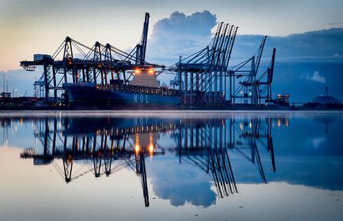 Southampton Container Terminal #4