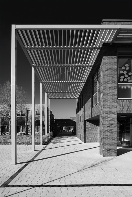 Robert May's School, Odiham #1 by Hampshire County Architects