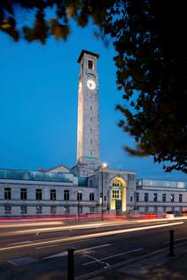Civic Centre Clock Tower, Southampton