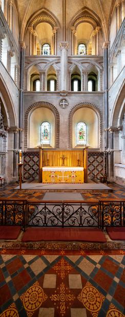 St Cross Chapel Altar, Winchester