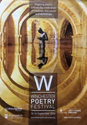 Cover - Winchester Poetry Festival 2014