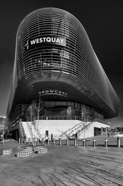 Cinema Complex, WestQuay, Southampton