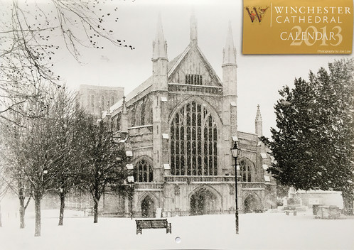 Winchester Cathedral Calendar 2013