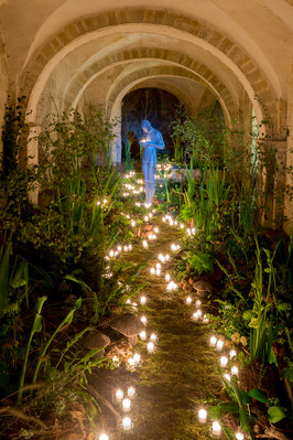 Festival of Flowers #2, Winchester Cathedral