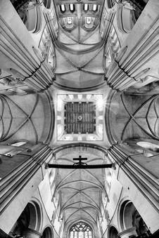 St Cross Chapel Ceiling