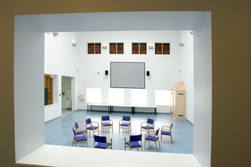 Unit in Broadmore Hospital