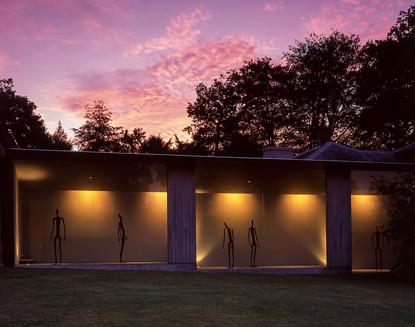 New Art Centre, Antony Gormley Exhibition