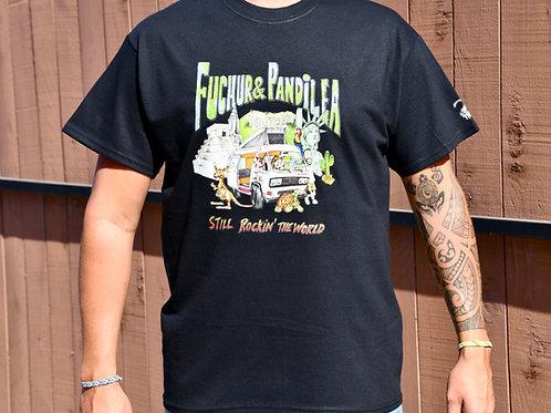 Pandilea-Shirt (Black)