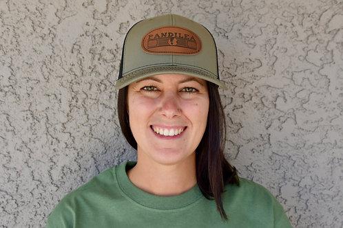 Pandilea Trucker-Hat (Olive)