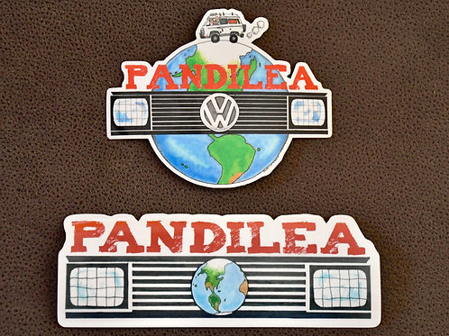 Pandilea Sticker-Bundle