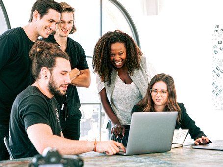 Interpretation-Now days expanding a company