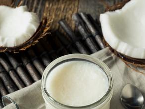 Panna Cotta Proteica de Coco