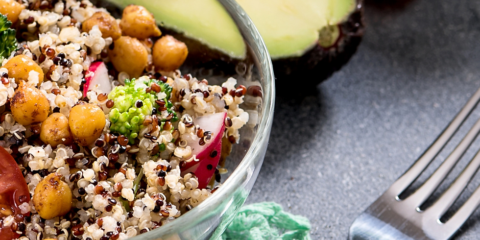 ABP y Nutrición Vegetariana para Nutricionistas (6 y 7 de agosto)