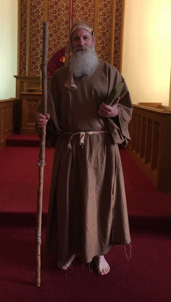 Moses (Bob Harvey)
