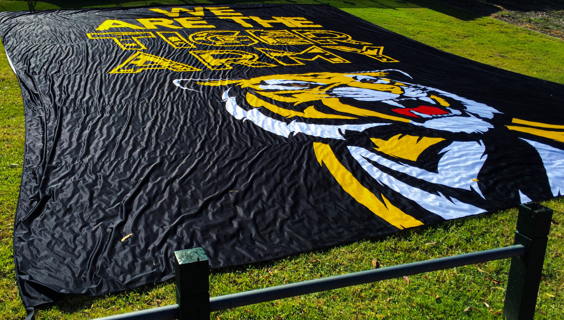Large Fabric Banners