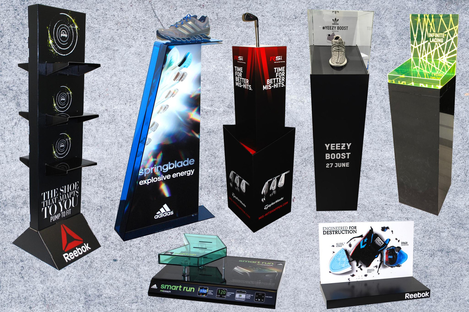 Point of Sale Displays