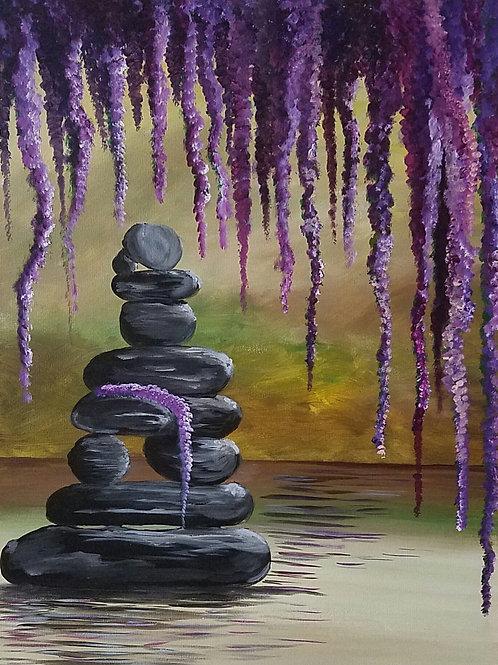 Lavender Zen